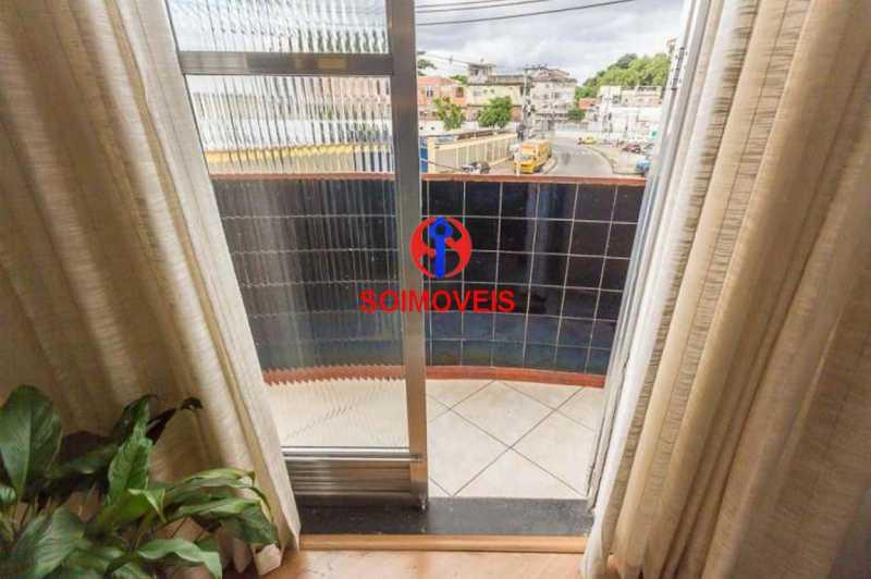 Varanda - Apartamento 2 quartos à venda Engenho Novo, Rio de Janeiro - R$ 249.000 - TJAP21208 - 6