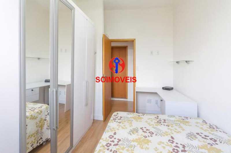 Quarto 2 - Apartamento 2 quartos à venda Engenho Novo, Rio de Janeiro - R$ 249.000 - TJAP21208 - 16