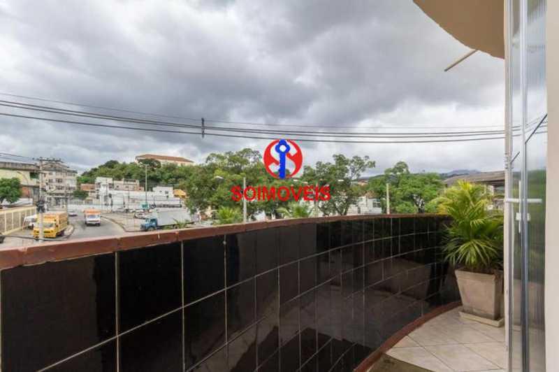 Varanda - Apartamento 2 quartos à venda Engenho Novo, Rio de Janeiro - R$ 249.000 - TJAP21208 - 5