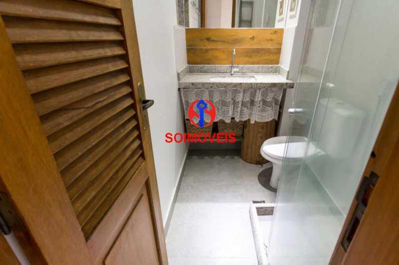Banheiro - Apartamento 2 quartos à venda Engenho Novo, Rio de Janeiro - R$ 249.000 - TJAP21208 - 28