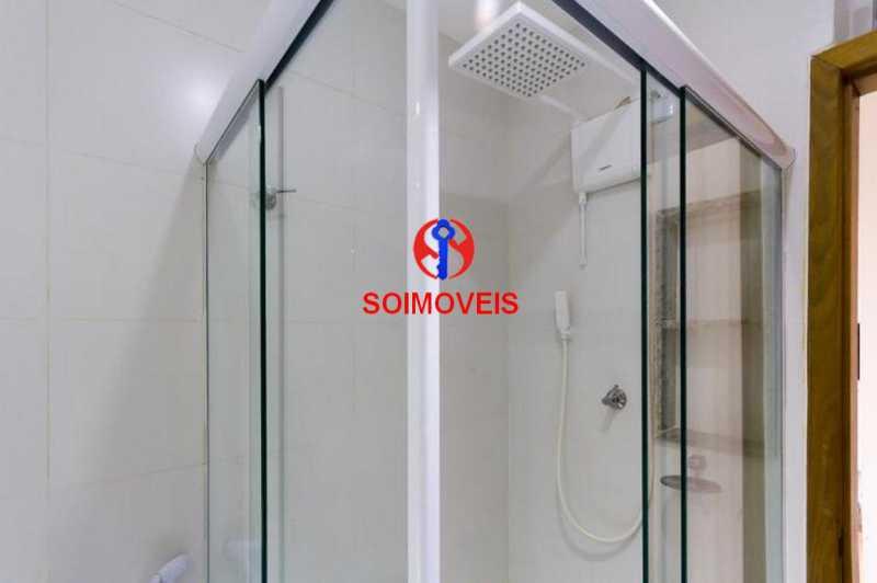 Banheiro - Apartamento 2 quartos à venda Engenho Novo, Rio de Janeiro - R$ 249.000 - TJAP21208 - 29