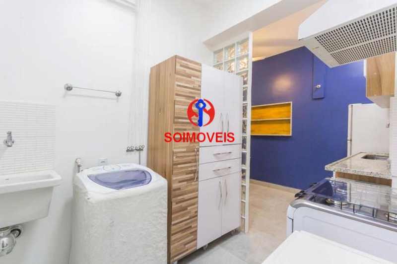 Cozinha - Apartamento 2 quartos à venda Engenho Novo, Rio de Janeiro - R$ 249.000 - TJAP21208 - 25