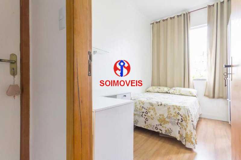 Quarto 2 - Apartamento 2 quartos à venda Engenho Novo, Rio de Janeiro - R$ 249.000 - TJAP21208 - 17