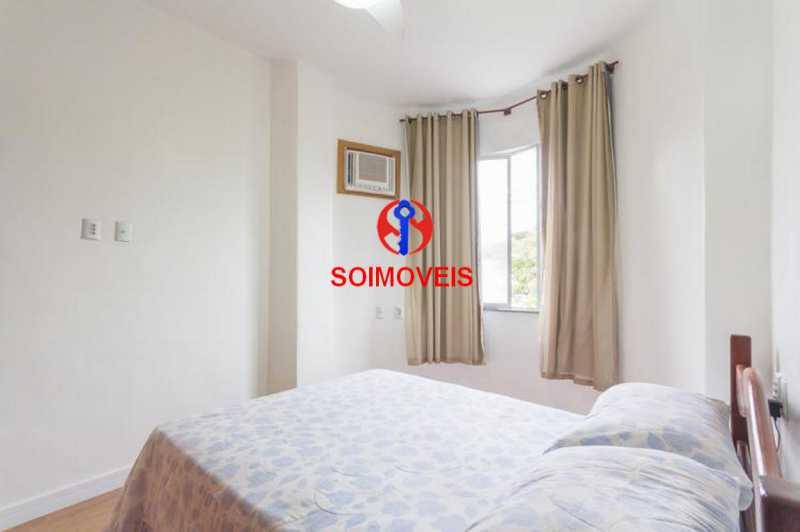 Quarto 1 - Apartamento 2 quartos à venda Engenho Novo, Rio de Janeiro - R$ 249.000 - TJAP21208 - 15