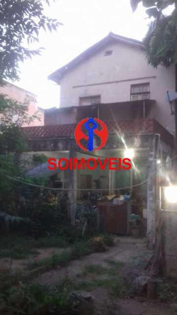 0-fac3 - Casa 4 quartos à venda Vila Isabel, Rio de Janeiro - R$ 735.000 - TJCA40035 - 4