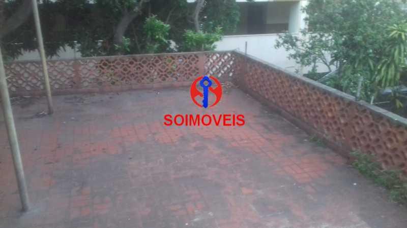 0-var3 - Casa 4 quartos à venda Vila Isabel, Rio de Janeiro - R$ 735.000 - TJCA40035 - 7
