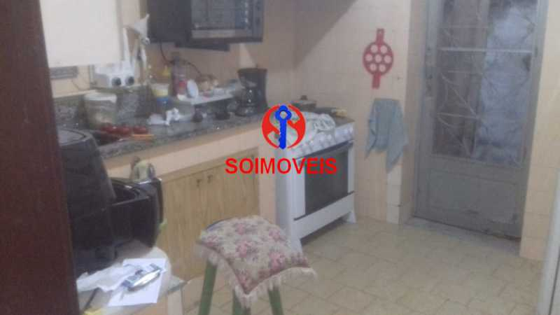 4-coz - Casa 4 quartos à venda Vila Isabel, Rio de Janeiro - R$ 735.000 - TJCA40035 - 16