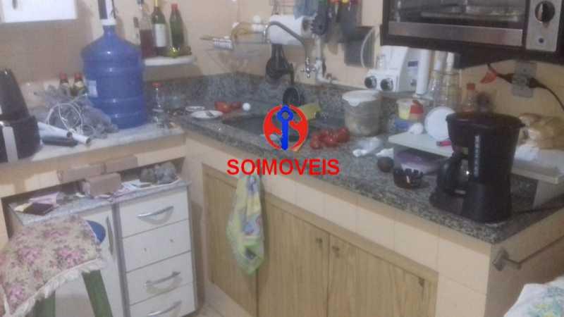 4-coz4 - Casa 4 quartos à venda Vila Isabel, Rio de Janeiro - R$ 735.000 - TJCA40035 - 19