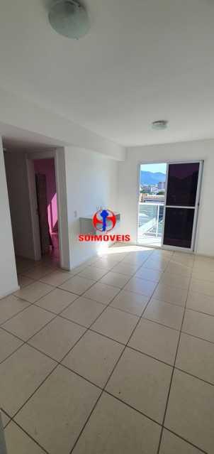 SALA - Apartamento 2 quartos à venda São Cristóvão, Rio de Janeiro - R$ 410.000 - TJAP21214 - 4