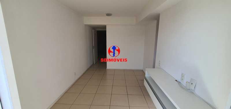 SALA - Apartamento 2 quartos à venda São Cristóvão, Rio de Janeiro - R$ 410.000 - TJAP21214 - 6