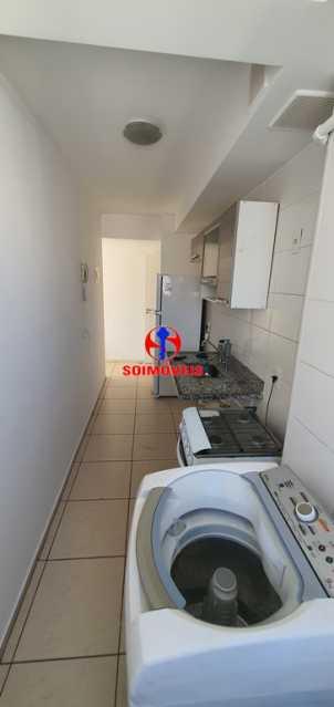 COZINHA - Apartamento 2 quartos à venda São Cristóvão, Rio de Janeiro - R$ 410.000 - TJAP21214 - 8