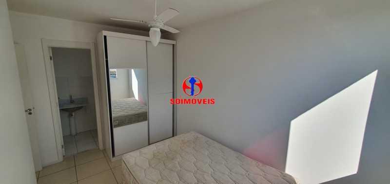 SUÍTE - Apartamento 2 quartos à venda São Cristóvão, Rio de Janeiro - R$ 410.000 - TJAP21214 - 12