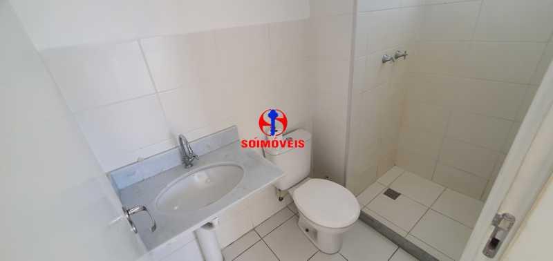 SUÍTE - Apartamento 2 quartos à venda São Cristóvão, Rio de Janeiro - R$ 410.000 - TJAP21214 - 14