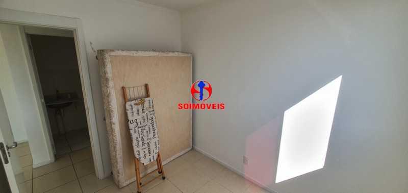 QUARTO - Apartamento 2 quartos à venda São Cristóvão, Rio de Janeiro - R$ 410.000 - TJAP21214 - 18