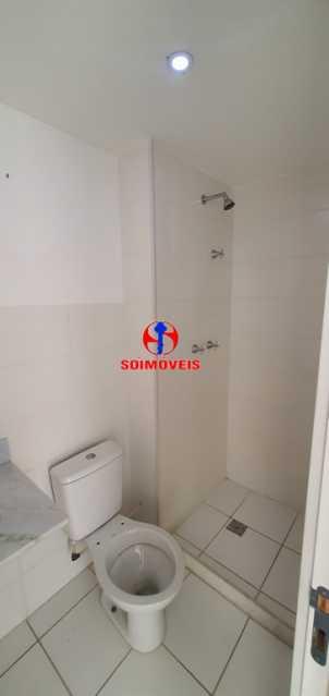 BANHEIRO SOCIAL - Apartamento 2 quartos à venda São Cristóvão, Rio de Janeiro - R$ 410.000 - TJAP21214 - 22