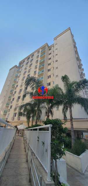 VISTA DO PREDIO - Apartamento 2 quartos à venda São Cristóvão, Rio de Janeiro - R$ 410.000 - TJAP21214 - 24