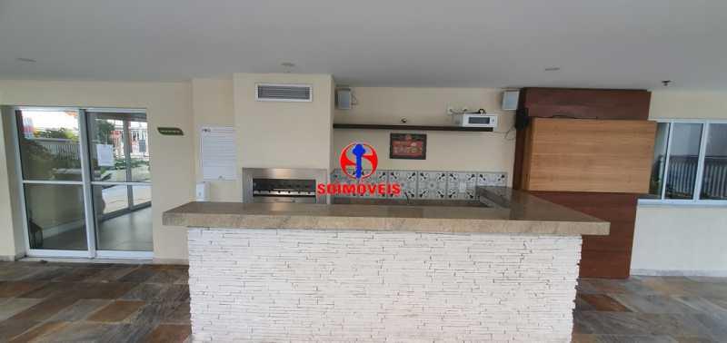 VARANDA GOURMET - Apartamento 2 quartos à venda São Cristóvão, Rio de Janeiro - R$ 410.000 - TJAP21214 - 29