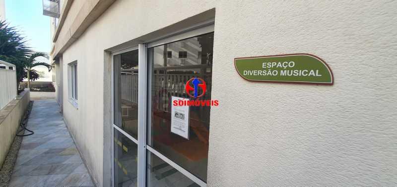 BRINQUEDOTECA - Apartamento 2 quartos à venda São Cristóvão, Rio de Janeiro - R$ 410.000 - TJAP21214 - 30