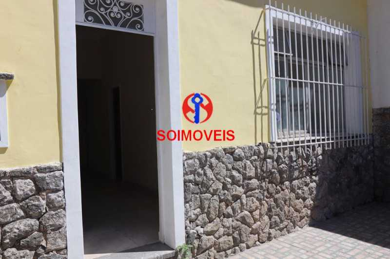 0-fac3 - Casa 4 quartos à venda Grajaú, Rio de Janeiro - R$ 730.000 - TJCA40036 - 3