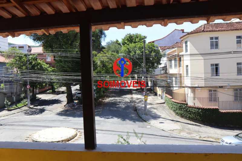 0-vis - Casa 4 quartos à venda Grajaú, Rio de Janeiro - R$ 730.000 - TJCA40036 - 4