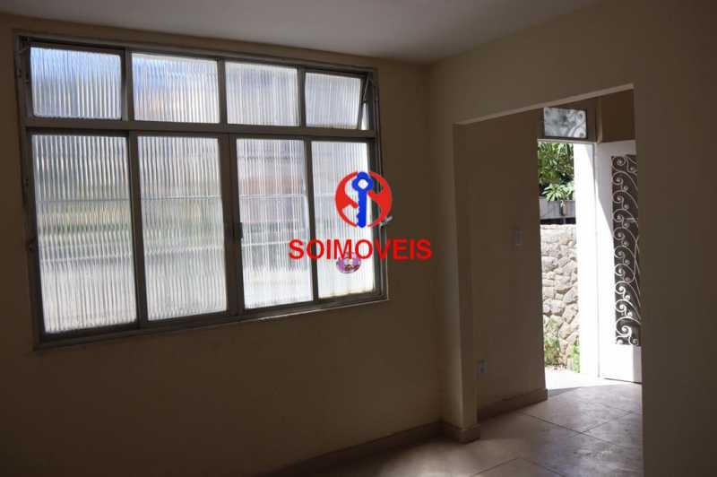1-seg sl - Casa 4 quartos à venda Grajaú, Rio de Janeiro - R$ 730.000 - TJCA40036 - 5