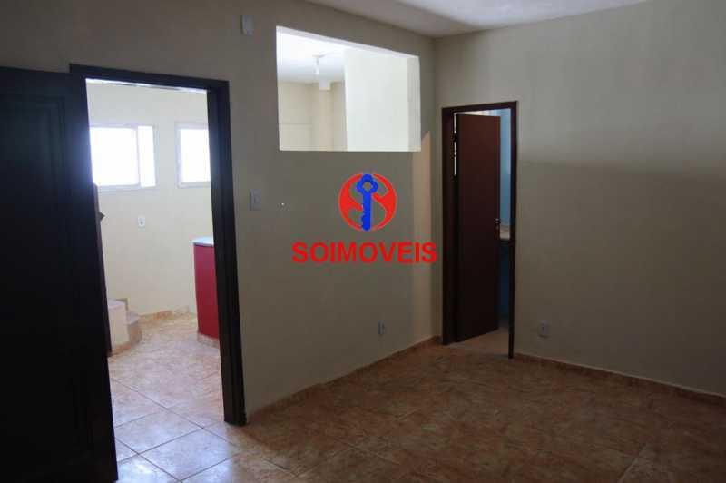 2-1qtosui - Casa 4 quartos à venda Grajaú, Rio de Janeiro - R$ 730.000 - TJCA40036 - 9
