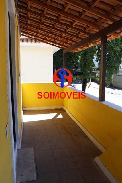 2-1qtovar - Casa 4 quartos à venda Grajaú, Rio de Janeiro - R$ 730.000 - TJCA40036 - 10