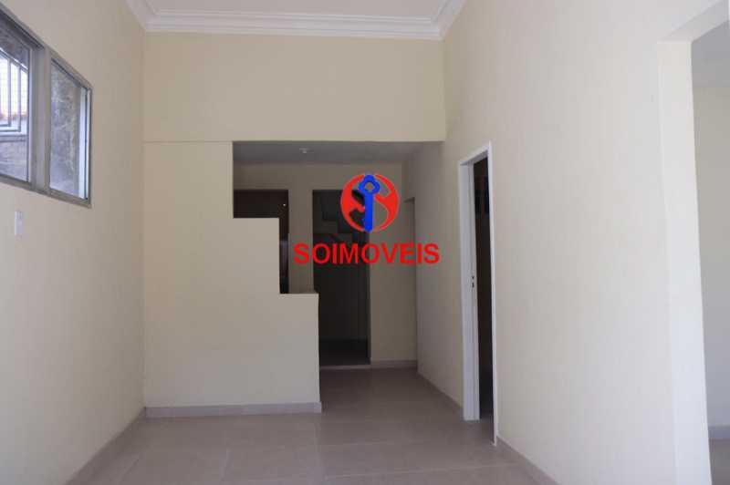 2-2qto - Casa 4 quartos à venda Grajaú, Rio de Janeiro - R$ 730.000 - TJCA40036 - 11
