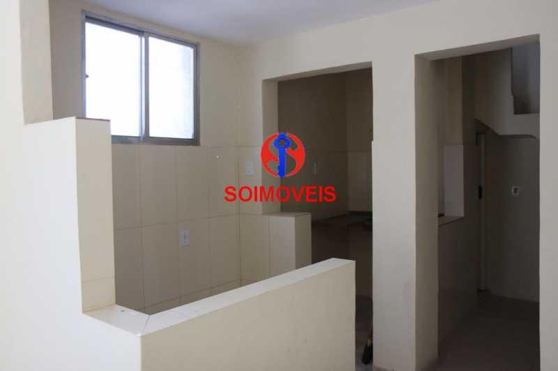 4-coz ar - Casa 4 quartos à venda Grajaú, Rio de Janeiro - R$ 730.000 - TJCA40036 - 16