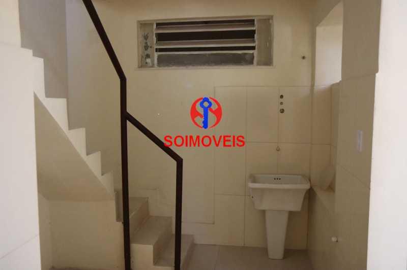 5-ar - Casa 4 quartos à venda Grajaú, Rio de Janeiro - R$ 730.000 - TJCA40036 - 17