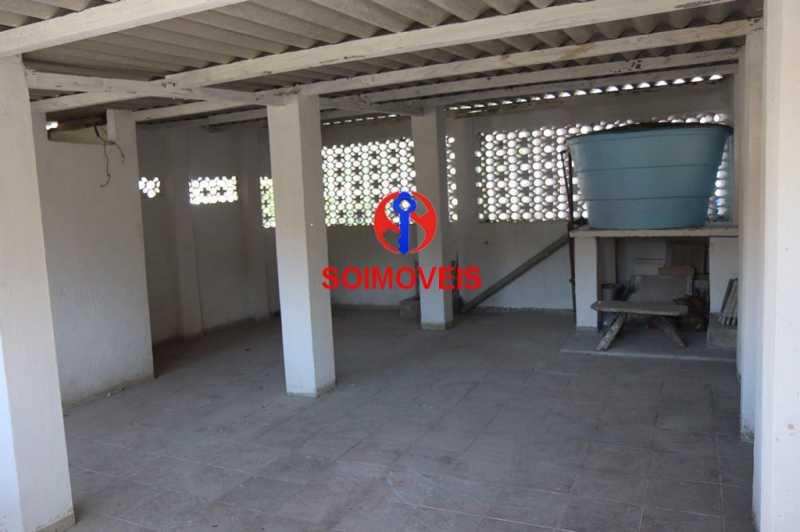 5-terr - Casa 4 quartos à venda Grajaú, Rio de Janeiro - R$ 730.000 - TJCA40036 - 18