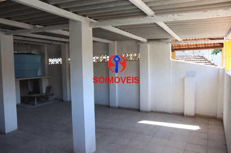 5-terr2 - Casa 4 quartos à venda Grajaú, Rio de Janeiro - R$ 730.000 - TJCA40036 - 19