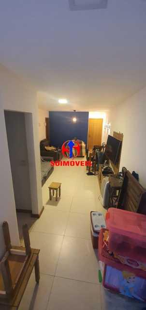 SALA - Apartamento 2 quartos à venda Copacabana, Rio de Janeiro - R$ 790.000 - TJAP21239 - 1