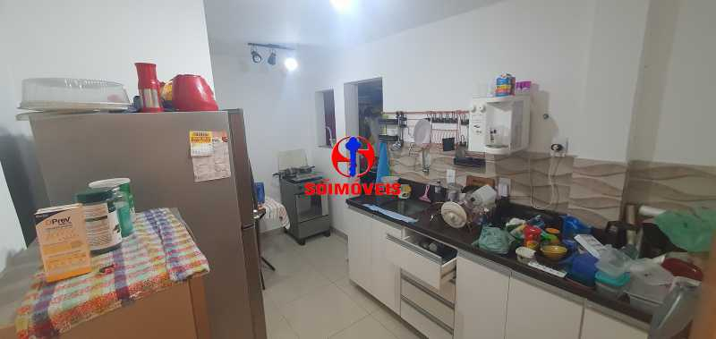 COZINHA - Apartamento 2 quartos à venda Copacabana, Rio de Janeiro - R$ 790.000 - TJAP21239 - 4