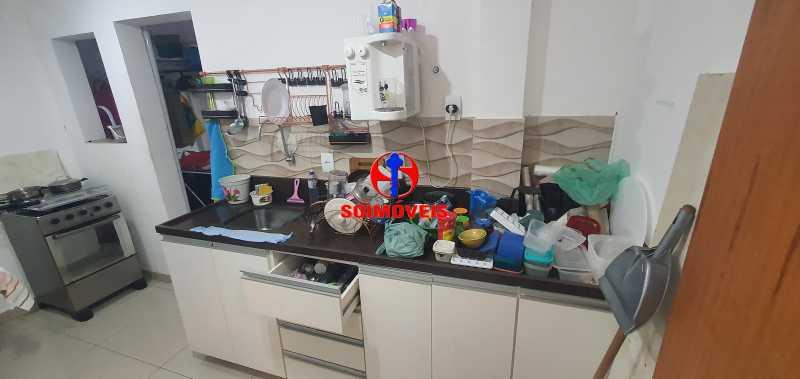 COZINHA - Apartamento 2 quartos à venda Copacabana, Rio de Janeiro - R$ 790.000 - TJAP21239 - 5