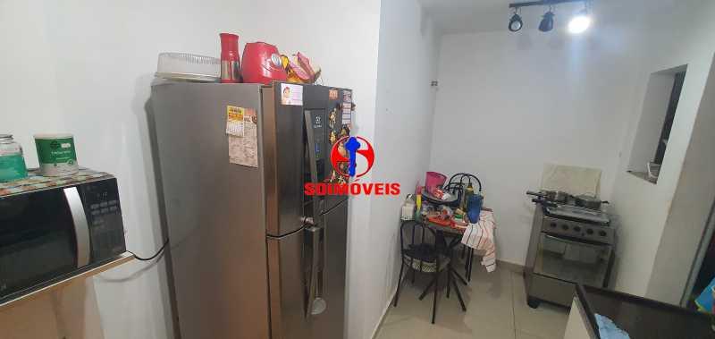 COZINHA - Apartamento 2 quartos à venda Copacabana, Rio de Janeiro - R$ 790.000 - TJAP21239 - 6