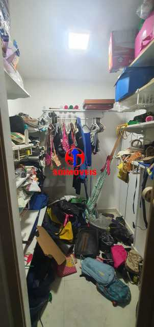 QUARTO DE EMPREGADA - Apartamento 2 quartos à venda Copacabana, Rio de Janeiro - R$ 790.000 - TJAP21239 - 8