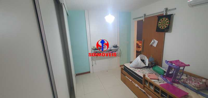 SUÍTE - Apartamento 2 quartos à venda Copacabana, Rio de Janeiro - R$ 790.000 - TJAP21239 - 12