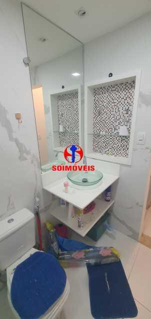 SUÍTE - Apartamento 2 quartos à venda Copacabana, Rio de Janeiro - R$ 790.000 - TJAP21239 - 16