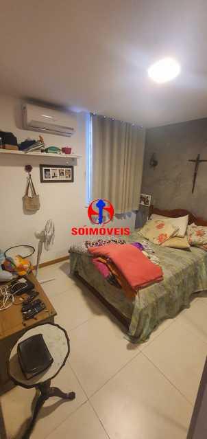 QUARTO - Apartamento 2 quartos à venda Copacabana, Rio de Janeiro - R$ 790.000 - TJAP21239 - 18