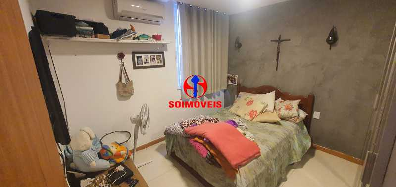 QUARTO - Apartamento 2 quartos à venda Copacabana, Rio de Janeiro - R$ 790.000 - TJAP21239 - 19