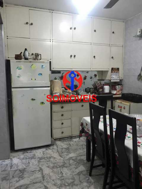 Copa - Casa de Vila 4 quartos à venda Tijuca, Rio de Janeiro - R$ 850.000 - TJCV40016 - 6