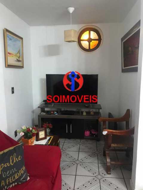 Sala - Casa de Vila 4 quartos à venda Tijuca, Rio de Janeiro - R$ 850.000 - TJCV40016 - 5