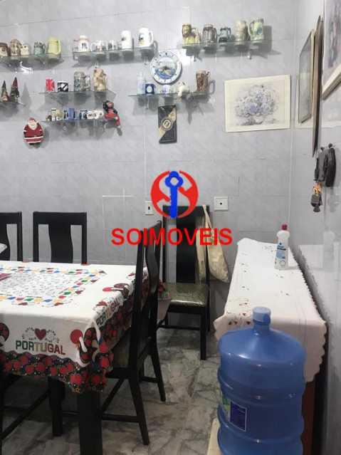 Copa - Casa de Vila 4 quartos à venda Tijuca, Rio de Janeiro - R$ 850.000 - TJCV40016 - 7
