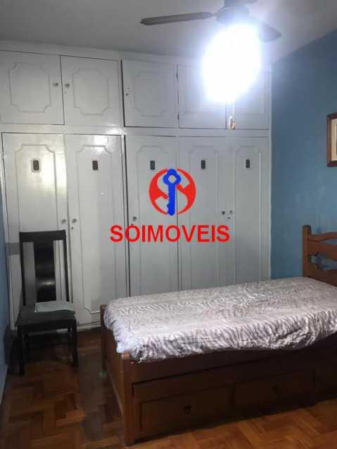 Quarto 2 - Casa de Vila 4 quartos à venda Tijuca, Rio de Janeiro - R$ 850.000 - TJCV40016 - 15
