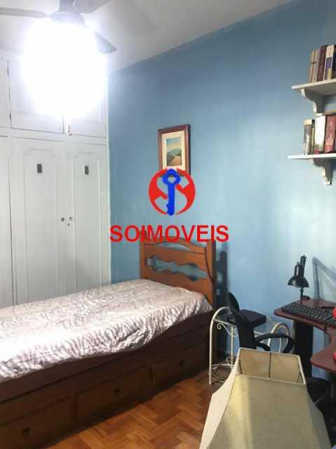 Quarto 2 - Casa de Vila 4 quartos à venda Tijuca, Rio de Janeiro - R$ 850.000 - TJCV40016 - 16