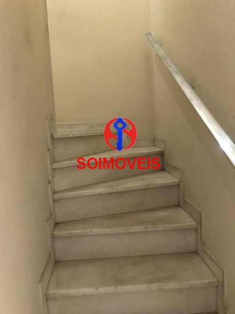 Acesso ao terceiro andar  - Casa de Vila 4 quartos à venda Tijuca, Rio de Janeiro - R$ 850.000 - TJCV40016 - 19