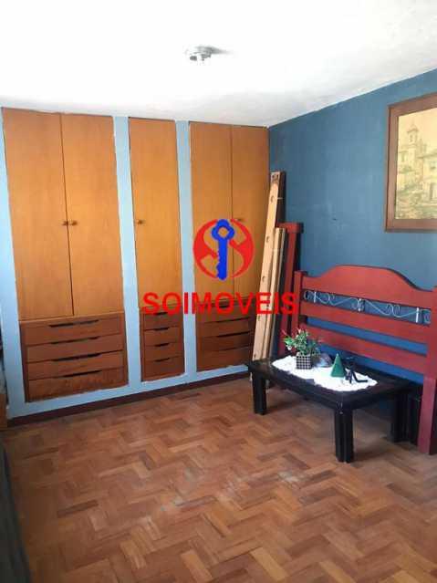 Quarto 3 - Casa de Vila 4 quartos à venda Tijuca, Rio de Janeiro - R$ 850.000 - TJCV40016 - 20