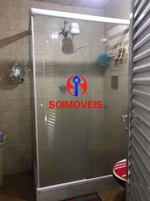 Banheiro social 2  - Casa de Vila 4 quartos à venda Tijuca, Rio de Janeiro - R$ 850.000 - TJCV40016 - 24