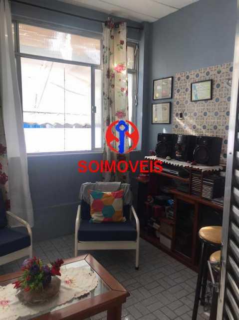 Quarto 4 - Casa de Vila 4 quartos à venda Tijuca, Rio de Janeiro - R$ 850.000 - TJCV40016 - 21